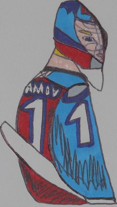 Semyon Varlamov par armattock